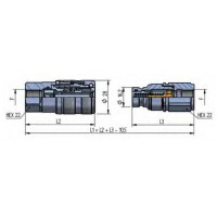 PLT4 DN06 - BG1 - ISO 6,3
