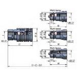 PPV1-PAV4 DN13 - BG3 - ISO 12,5