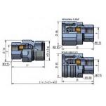 PVV3 DN30 - BG6 - ISO 31,5